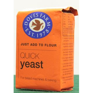 Yeast bread powder