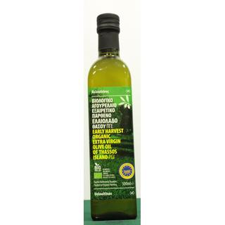 Olive oil from Thassos
