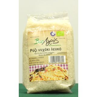Rice small white